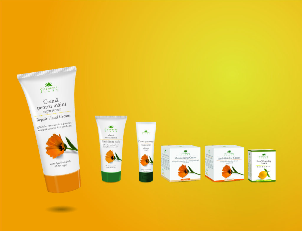 Cosmetic Plant, Marigold